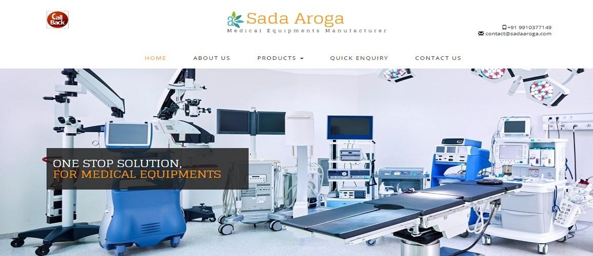 www.SadaAroga.com by Tech Samadhan