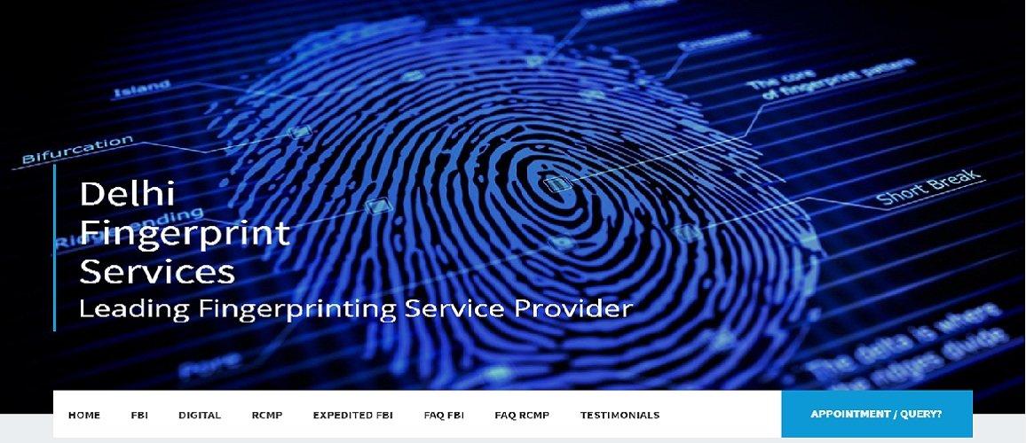 www.delhifingerprinting.com by Tech Samadhan