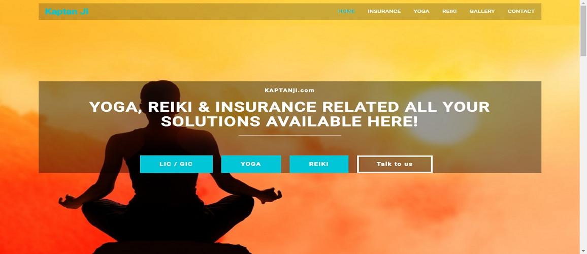 www.KaptanJi.com by Tech Samadhan