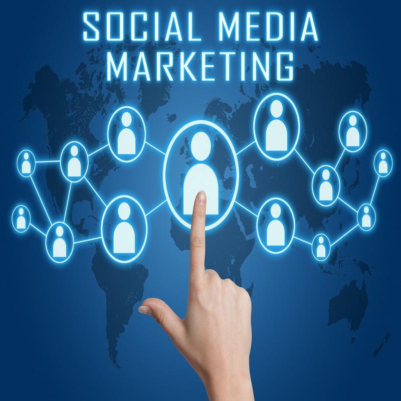 SMM - Social Media Marketing by Tech Samadhan